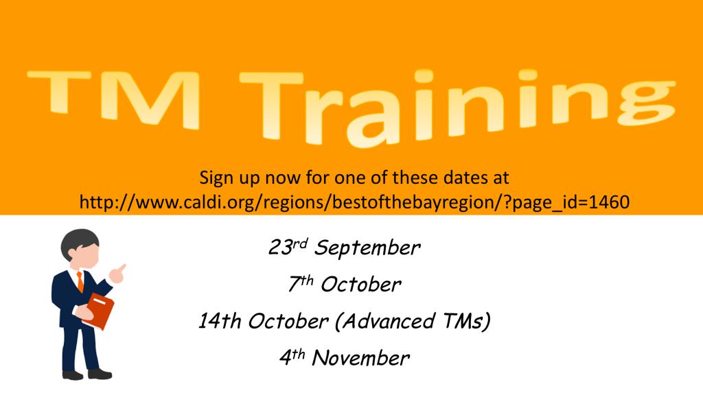 TM Training