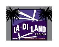 LADI LAND LOGO ( Front Page ) with border