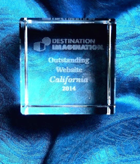 2014 Website award