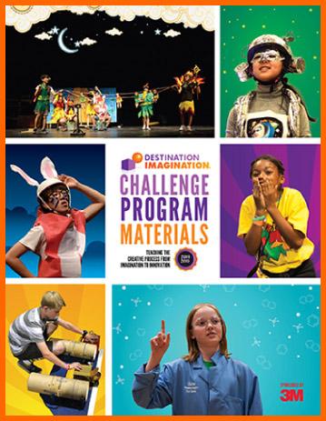 2014-15 Challenge Program Materials